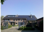 Photovoltaikanlage mit 15,99 kWp in Hilden